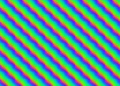 Cosmic LSD!