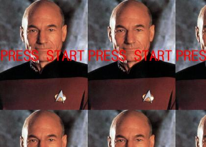 Picard Song: the video game!