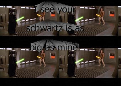 Spaceballs - Schwartz