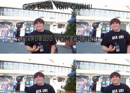 God Bless Tom Cruise