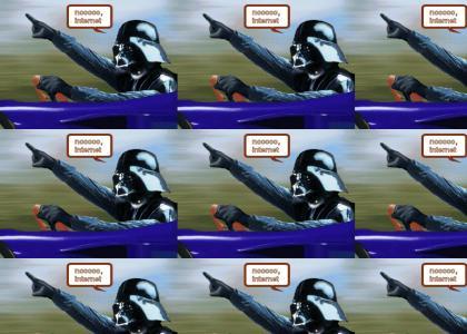 NO Internet (Vader)