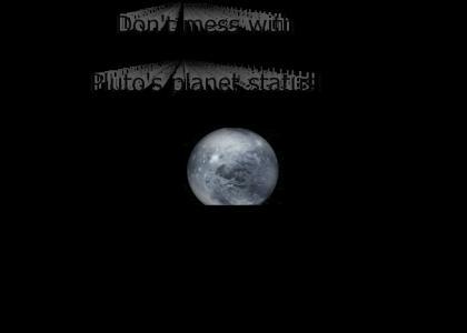 Pluto Gets Revenge