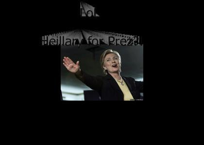 Heillary Clinton!