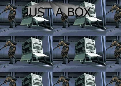 Metal Gear Solid Presents: The Cardboard Box (updated gif, 5.13.06)
