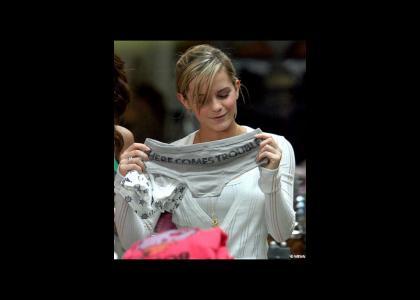 When Emma Watson Goes Shopping!