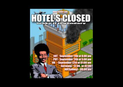 HOTEL'S CLOSED DUE TO AIDS!