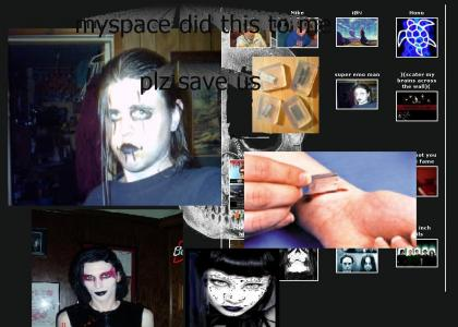 this is what myspace did to me