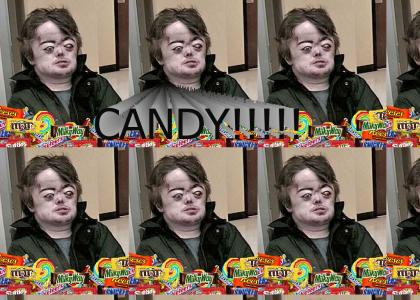 Brian Peppers has something for the kids...