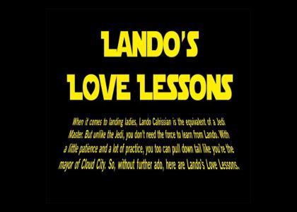 Lando's Love Lessons
