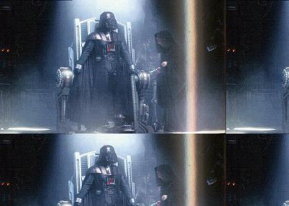 Emo Darth Vader
