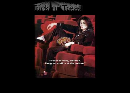 MJ: Trick Or Treat