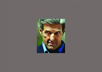 I'M JOHN KERRY, AND I'M REPORTING FOR DUTY