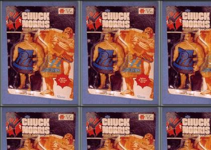 chuck norris: sumo