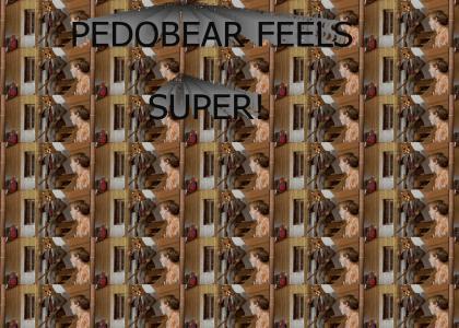 I'm feeling super!