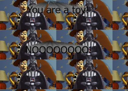 Vaders a toy 2