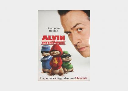 Alvin And The Chipmunks - Bringin' Da Hood T U