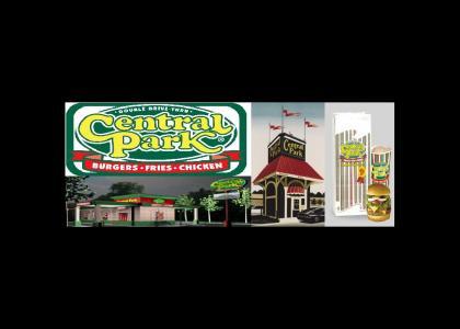 Central Park fast food