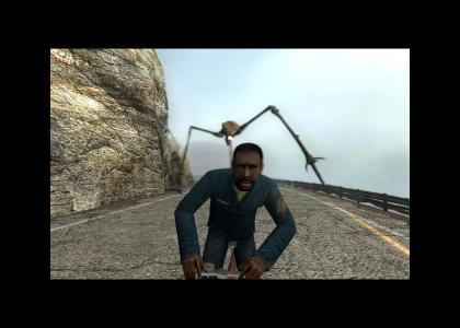 N*ggas dont steal bikes in HL2 anymore