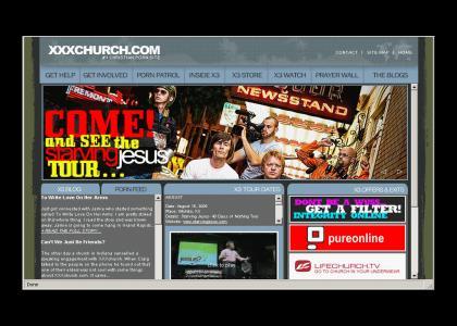 Christian Porn Website