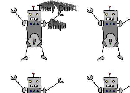 Robot Spinnaz