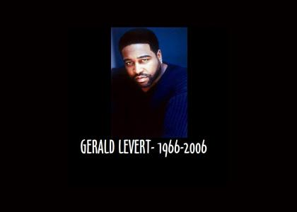 Ten Bell Salute For Gerald Levert