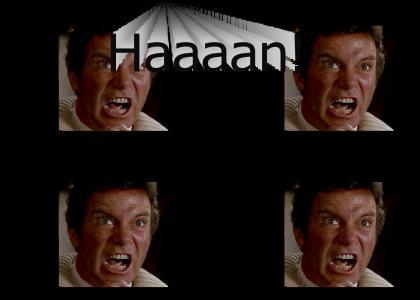 Kirk and Haaaaaan!