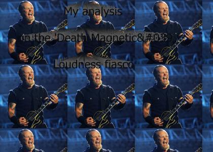Metallica's Loudness Wars