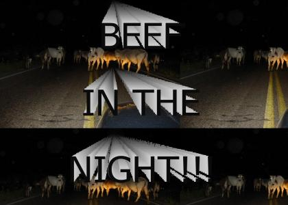 Beef In The Night