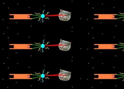 Gravity Cat vs NEDM MSP HD (it's an edit, of sorts)