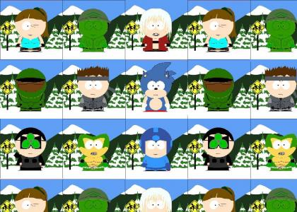 More South Park Video Game Characters