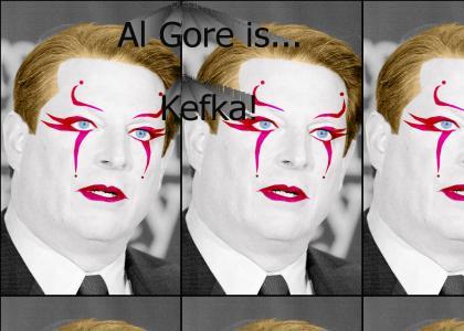 Al Gore is... Kefka!
