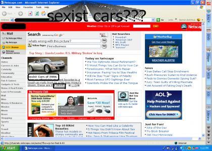 sexist cars lol (fix'd)