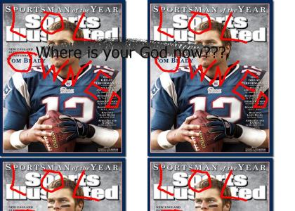 Tom Brady for the lose!!!