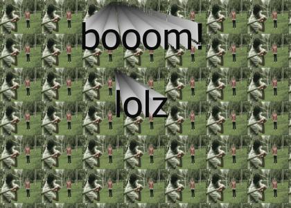 BOOM! Headshot lolz