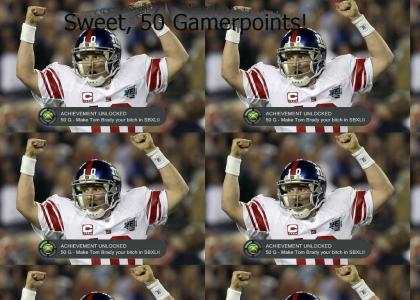 Eli Manning: Achievement Unlocked