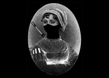 Jane Austen Has Chosen Ninjas