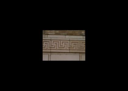 Secret Nazi Building