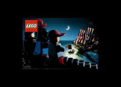 90s Nostalgia LEGO style
