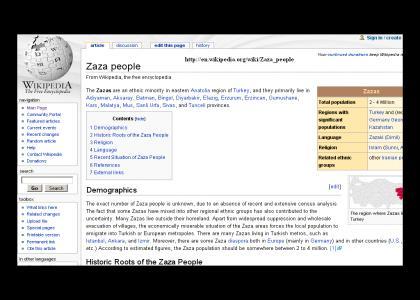 ZAZA Tribe