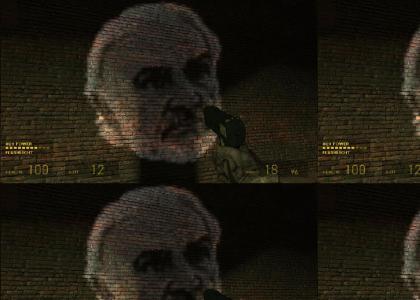 Sean Connery Flashlight!! (fixed)