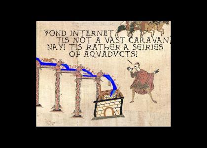 Medieval Ted Stevens