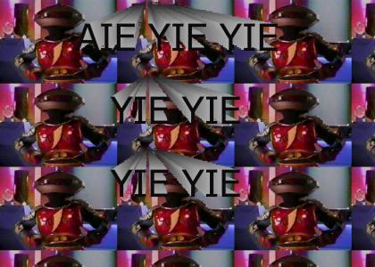 AIE YIE YIE