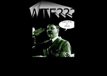 Hitler - BLACK METAL IST KRIEG!!!
