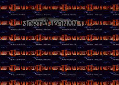 Mortal Conan II - Includes Fatality