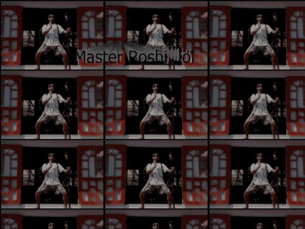 masterroshi