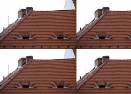Creepy House...
