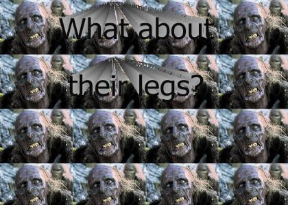 What about their legs?