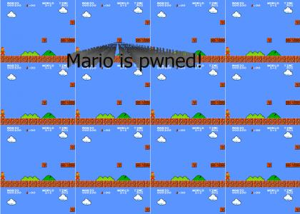 Mario is pwned