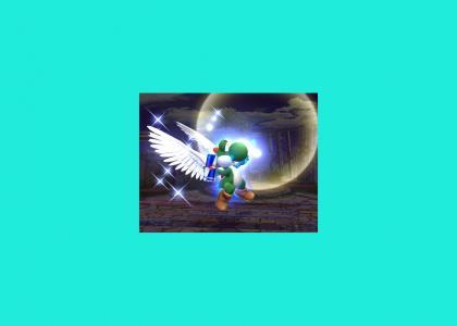 Yoshi has felt the power