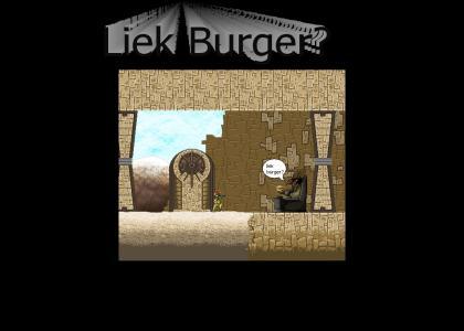 Leik Burger?  (Real Popcorn Song)